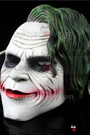 Female Joker Halloween Costume by Batman Dark Knight Joker Cosplay Mask Batman Cosplaysky Com