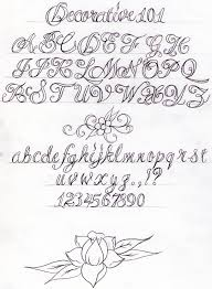 Decorative Styles Decorative Writing Tutorial By Nevermore Ink On Deviantart