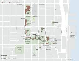 National Parks Us Map Map Of Independence National Park Independence Hall Map