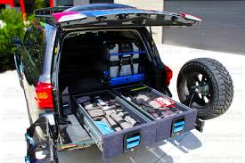 Land Cruiser Aluminium Canopy by Msa 4x4 Drawer Systems 4x4 Accessories Online
