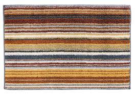 awesome striped bath rugs bathroom rug galleries marrakech rug