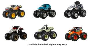 monster trucks toys wheels assorted monster jam trucks walmart canada