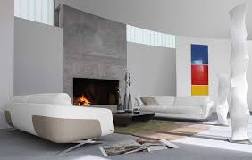 Adorable Room Appearance The Greatest Selection Of Concrete Fireplace Ideas For The Living