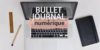 bullet journal et numérique les outils numériques