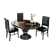 italian extendable dining table italian round extending dining set caesar sale