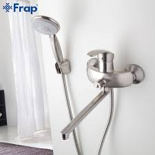 Bathroom Water Faucet by Online Get Cheap Nickel Shower Faucet Aliexpress Com Alibaba Group