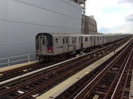 Metro Train Map Nyc by 4 New York City Subway Service Wikipedia