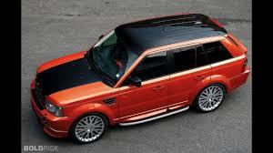 kahn range rover sport a kahn design range rover sport pace car motor1 com photos