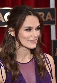 how do you wear ear cuffs keira knightley wear ear cuffs at the 2015 sag awards