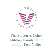 the steven a cohen military family clinic at cape fear valley