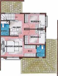floor plans for small houses modern bold and modern small house plans and designs in the philippines 5