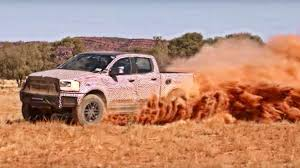 Ford Ranger Pickup Truck - official the 2018 ford ranger raptor is out for pickup blood