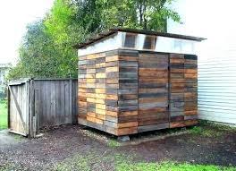 modern storage sheds storage shed floor joist framing modern