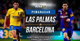 Bola Net Googooska Las Palmas Vs Barcelona 1 1 Gool Fm