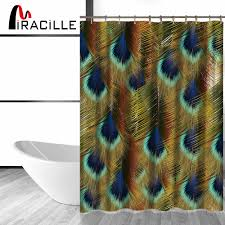Peacock Curtains Online Buy Wholesale Peacock Feather Curtains From China Peacock