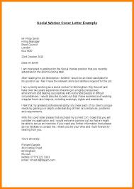 9 social work cover letter sample write memorandum