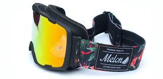 custom motocross goggles melon optics parker dh dirt