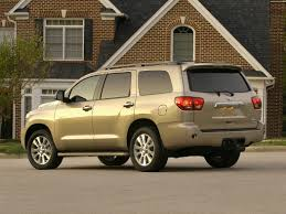 toyota suv cars 2014 toyota sequoia price photos reviews u0026 features
