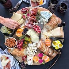 ring in the new year with the ultimate cheese board u0026 more