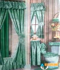 Matching Bathroom Shower And Window Curtains Shower And Window Curtain Sets Bathroom Shower Curtain Sets Shower