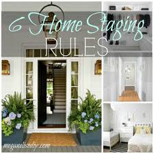 6 home staging rules u2013 megan elise diy
