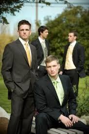 80s Prom Men Garden Party Attire For Men
