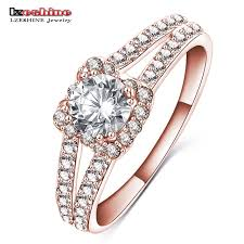 wedding bands women lzeshine wedding bands women luxury wedding ring silver gold