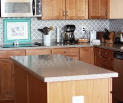 Best  Vinyl Backsplash Ideas On Pinterest Vinyl Tile - Wallpaper backsplash kitchen
