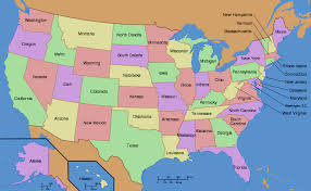 map for us u s states by capital map click quiz by jasonvoorhees