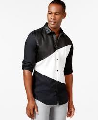 inc international concepts tie dye shirt casual button down
