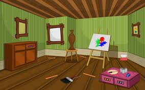 game artist room