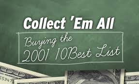 collect u0027em all buying 10best 10 years later u0026ndash features