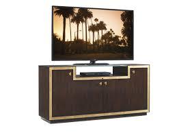 bel aire palisades media console lexington home brands