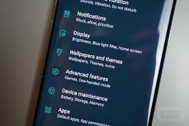 themes for mobile apps galaxy s8 guide custom icons themes and always on display droid life