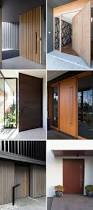 Wood Door Design by Best 25 Modern Wooden Doors Ideas On Pinterest Modern Door
