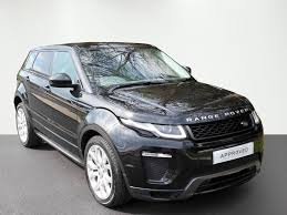 land rover black 2016 land rover range rover evoque td4 hse dynamic black 2016 09 14