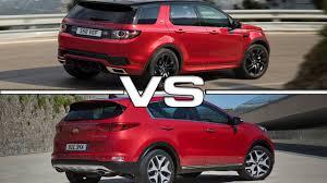 2016 lexus nx vs rav4 2016 kia sportage vs 2016 land rover discovery sport dynamic youtube