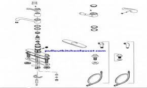 replacing delta single handle kitchen faucet cliff kitchen with