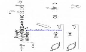 delta kitchen faucet repair kit replacement kit for delta faucet rp1740 two handle faucet repair