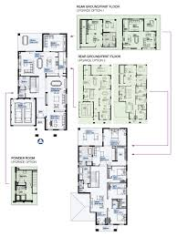simonds homes floorplan villa modena houses pinterest