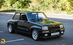 renault 5 rally 1983 renault r5 turbo 2 for sale 2030916 hemmings motor news