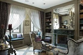 Modern Interior Design And Decor Blending French Chic And Vintage - Vintage style interior design