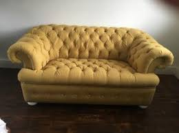 Chesterfield Sofa Used Chesterfield Sofa Second Hand Household Furniture Buy And Sell