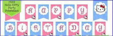 happy birthday banner template free home design ideas