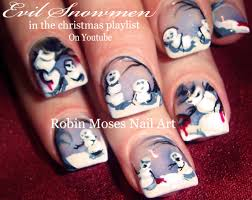 Evil Snowmen Snowman Christmas Killer Scary Halloween Jpg