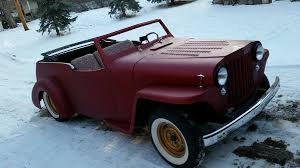 1948 willys jeepster 1948 jeepster jeeprod lumsden canada ebay ewillys