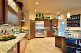 Country Kitchen Island Lighting Black Concrete Kitchen Countertop Sloping Ceiling Design Eat In