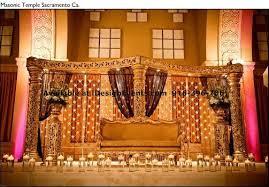 indian wedding mandap rental pearl gold mandap rental indian ceremony wedding