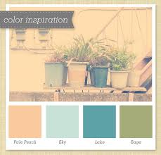 peach day color palette colors that go with peach cilif com