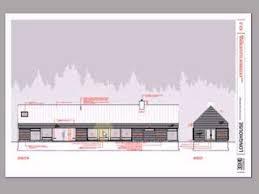 Dogtrot House Floor Plans Longhouse Dogtrot 3 Bedroom Floor Plan Package Youtube